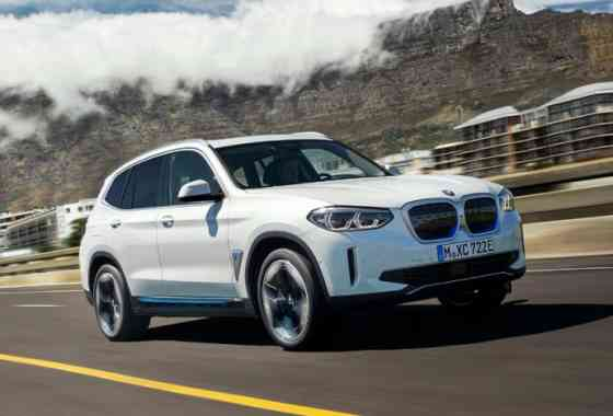 E-Mobil: BMW iX3 Elektro-SUV kommt 2021 aus China nach Europa