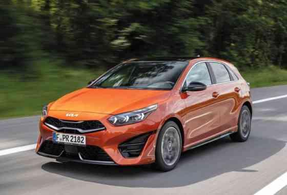 News: Drei Kia Ceed Varianten erhalten Update zum Modelljahr 2022