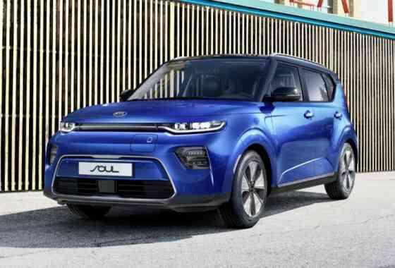 """E-Mobil: Dritte Generation des Kia Soul """"tankt"""" nur noch an der Steckdose"""