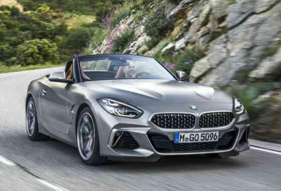 News: BMW Z4 Roadster im neuen Design und wieder mit Stoffdach