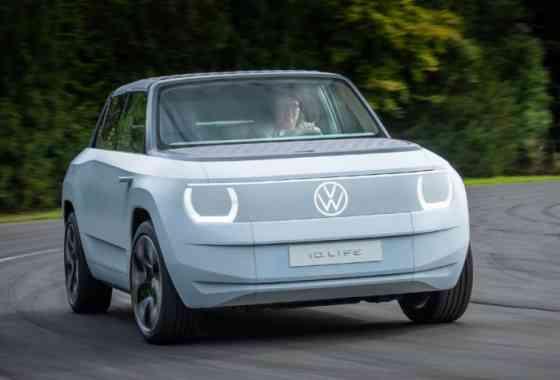 E-Mobil: VW ID. LIFE Studie zeigt vollelektrisches Kleinwagenmodell für 2025