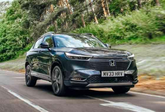 News: Neuer Honda HR-V mit weiterentwickelter Global Small Plattform