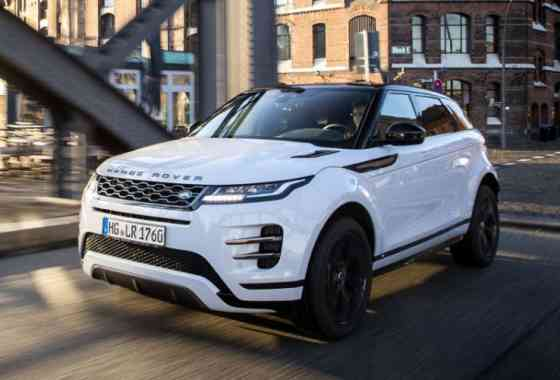 News: Fahrpräsentation des neuen Land Rover Evoque in Hamburg