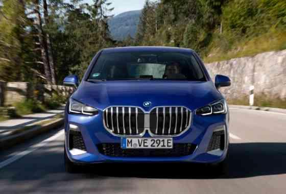 News: Neuer BMW 2er Active Tourer zielt auf lifestyle-orientierte Kunden