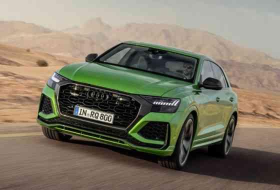 News: Audi RS Q8 SUV-Coupé mit 600 PS starkem 4.0 TFSI Mildhybrid V8 Turbo-Benziner