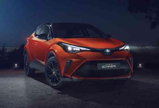 News: Zusätzlicher 2,0-Liter-Hybridantrieb mit 180 PS für den Toyota C-HR