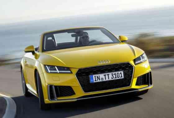 News: Umfassendes Update für Audi TT Roadster und Coupé Modelle