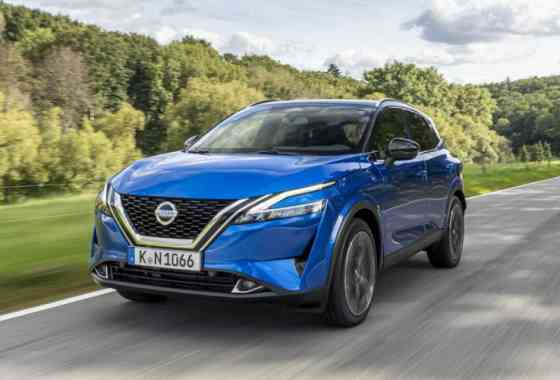 New: Nissan Qashqai optional mit neuem intelligenten 4x4 Allradantrieb