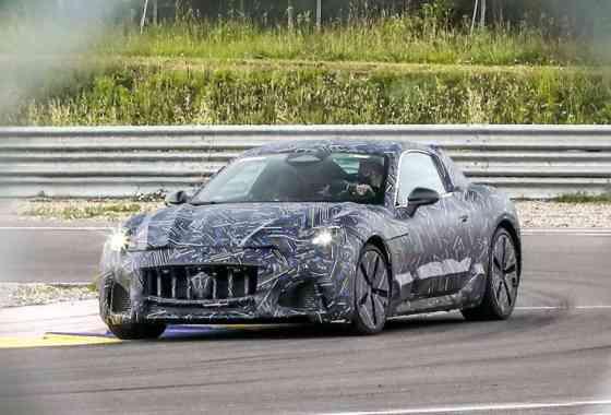E-Mobil: Neuer Maserati GranTurismo kommt mit vollelektrischem Antrieb