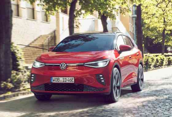 E-Mobil: VW präsentiert sportliches ID.4 GTX Modell mit Dualmotor Allradantrieb
