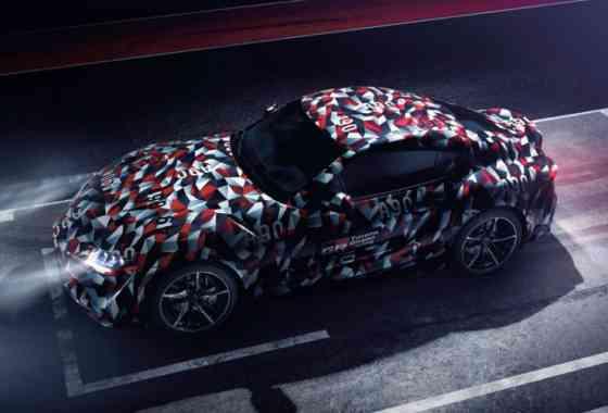 News: Neuauflage des Toyota Supra weiterhin mit Sechszylinder und Heckantrieb