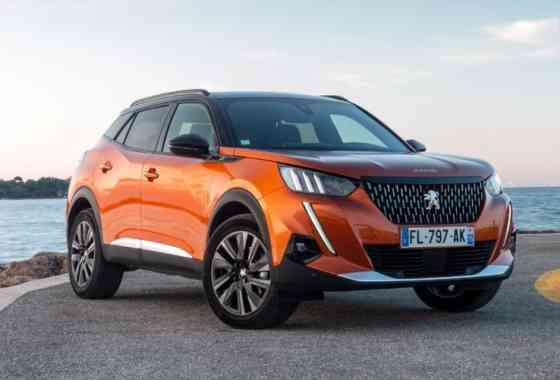News: Neuer Peugeot 2008 mit Benzin- und Dieselmotoren sowie als e-2008 voll elektrisch