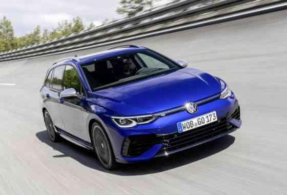 News: VW Golf R Variant mit Fahrdynamikmanager auf die Rennstrecke