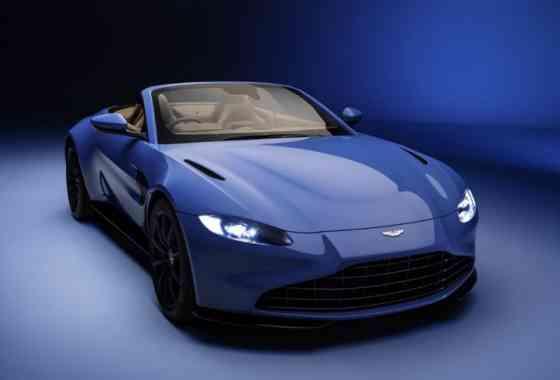 News: Aston Martin Vantage Roadster mit dem schnellsten vollautomatischen Cabrio-Dach