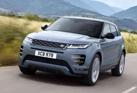 News: Neuer Range Rover Evoque mit aktueller Designsprache und 48-Volt-Mild-Hybrid