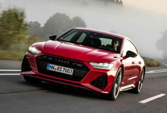 News: Audi RS 7 Sportback mit 600 PS starkem Mildhybrid 8-Zylinder