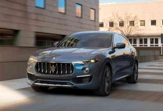 News: Maserati Levante mit Hybrid-Antrieb und 330 PS Systemleistung