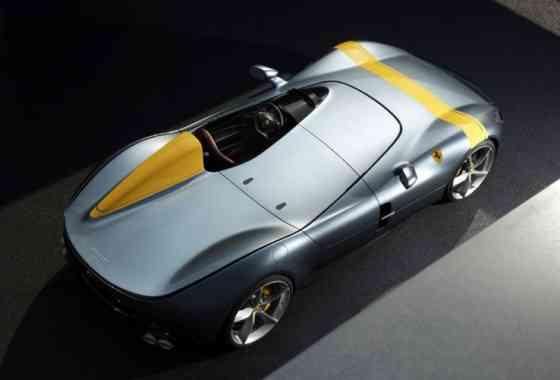 News: Ferrari Monza SP1 und SP2 im legendären Rennwagen Design der Vergangenheit