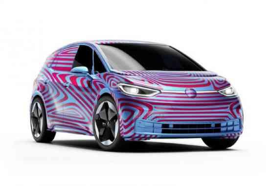 E-Mobil: VW startet mit dem Elektrofahrzeug ID.3 das dritte Unternehmenskapitel