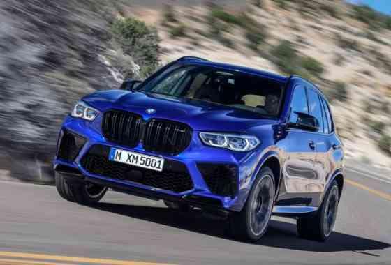 News: BMW X5 M und X6 M und deren Competition Modelle mit kräftigen Leistungszuwachse