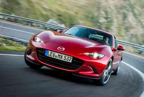 News: Nur noch zwei Ausstattungsvarianten für Mazda MX-5 Roadster und MX-5 RF