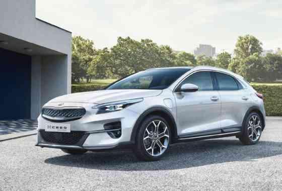 News: Kia Ceed Sportswagon und XCeed kommen ab 2020 als Plug-in-Hybride
