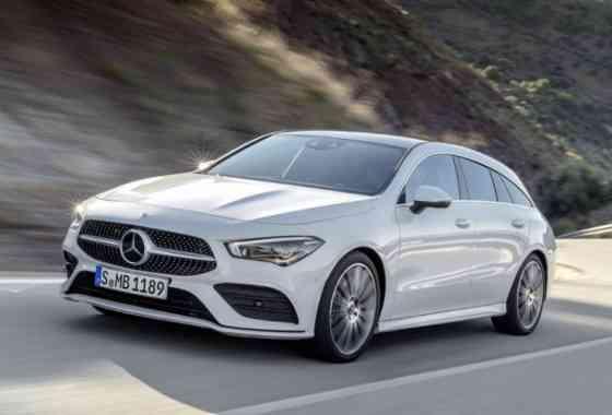 News: Im September 2019 kommt die Shooting Brake Variante des CLA von Mercedes