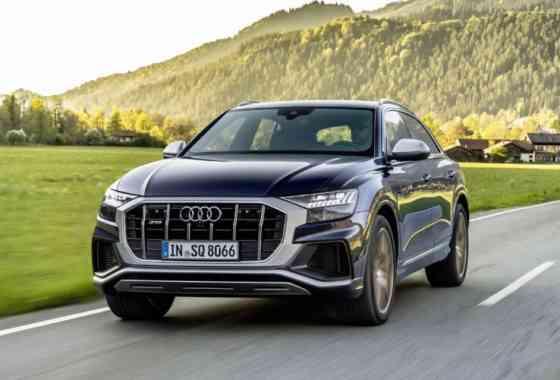 News: Audi stattet SQ7 und SQ8 mit neuem V8-Biturbo TFSI-Motor aus